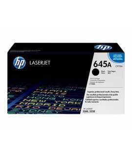 Tòner HP 645A negre. C9730A