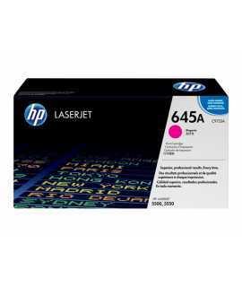 Tòner HP 645A magenta. C9733A