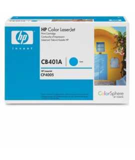 Tòner HP 642A cian. CB401A