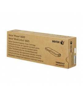 Tòner Xerox groc 106R02247