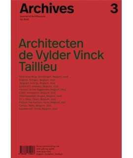 ARCHIVES 3, ARCHITECTEN DE Vylder Vinck Taillieu