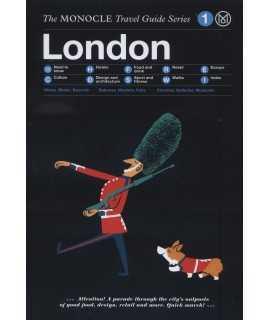 LONDON:MONOCLE TRAVEL GUIDES