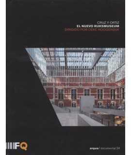 DVD CRUZ Y ORTIZ El nuevo Rijksmuseum
