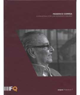 DVD Federico Correa Entrevistado por Luis Fernández-Galiano