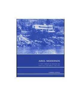 Aires Modernos E.1027:maison en bord de mer Eileen Gray y Jean Badovici 1926-1929