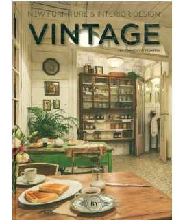 VINTAGE New furniture & interior design.