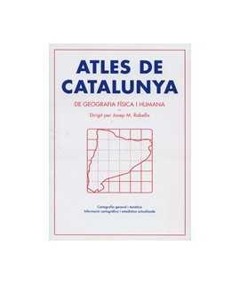 Atles de Catalunya: de Geografia Física i Humana