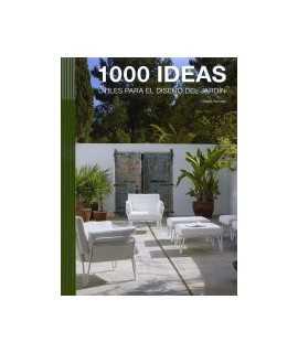 1000 IDEAS ÚTILES PARA EL DISEÑO DEL JARDIN.