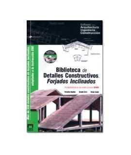 Biblioteca de detalles constructivos: forjados inclinados