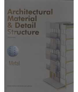 Architectural Material & Detail Structure.Metal