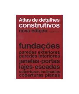Atlas de detalhes constructivos: nova ediçao