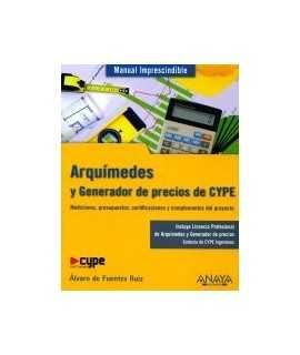 ARQUÍMEDES Y GENERADOR DE PRECIOS DE CYPE