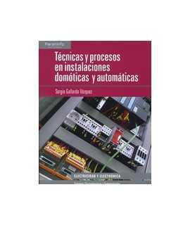 Técnicas y procesos en instalaciones domóticas y automáticas.