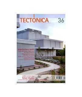 TECTONICA 36:ARQUITECTURA TEXTIL