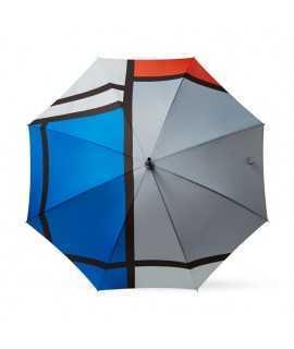 Paraguas Mondrian