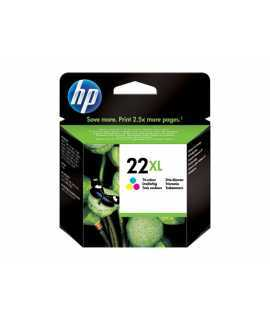 Cartutx HP 22 XL tricolor. C9352A