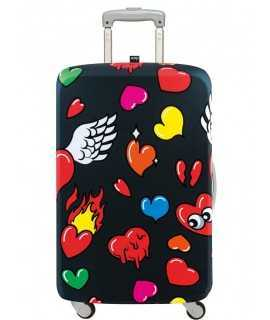Funda per a maleta Pop Hearts