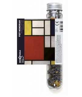 Micro puzzle Mondrian