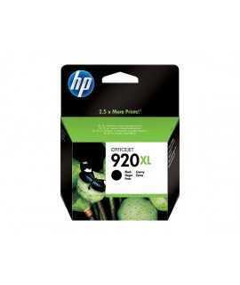 Cartutx HP 920 XL negre. CD975A