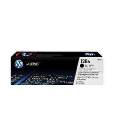 Tòner HP 128A negre. CE320A