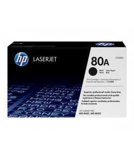 Tòner HP 80A negre. CF280A