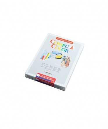 Papel mate Compu Color DIN A3, 170 g. 150 hojas
