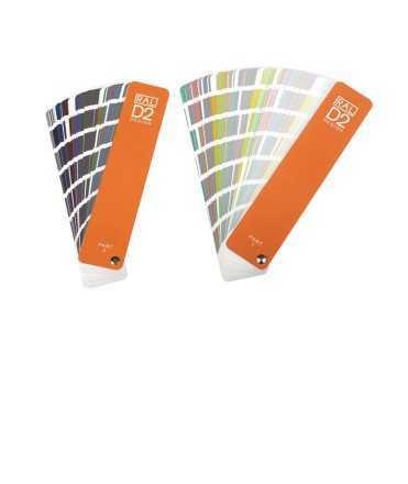Carta de colors RAL D2