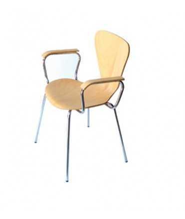 Cadira Danesa amb reposabraços
