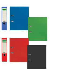 Archivador ancho Rado,  lomo de 7,5 cm tamaño 35x29 cm color verde