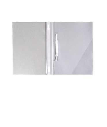 Dossier amb fastener i butxaca. Mida: 24x31 cm. Color negre