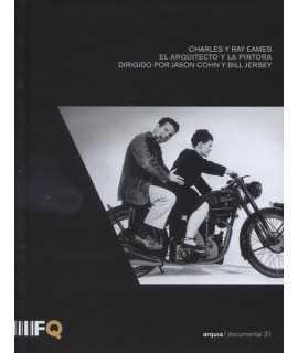 DVD Charles y Ray Eames. El arquitecto y la Pintora
