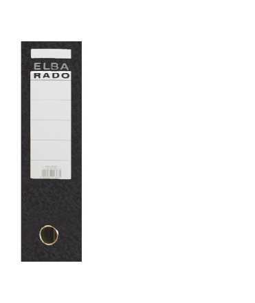 Arxivador ample Radoplas, llom de 7,5 cm. Mida: 35x29x7,5 cm. Color vermell