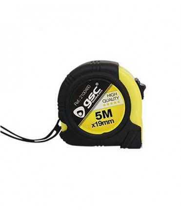 Flexómetro GSC, 5 m. Ancho de la cinta: 19  mm