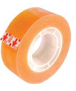 Cinta adhesiva Fixo Film. Tamaño: 12 mm x 33 m. Rollo de 33 m.
