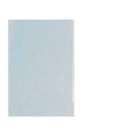 Dossiers transparents mida foli. 10 unitats
