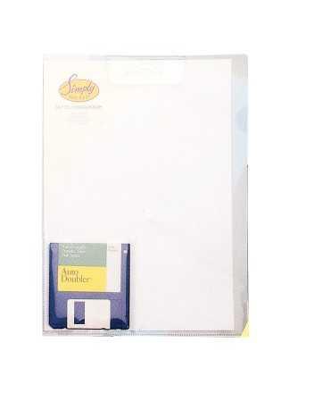 Dossier de polipropilè transparent, DIN A4, presentació. Ús CD