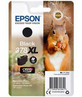 Cartutx Epson 378xl negre T379140