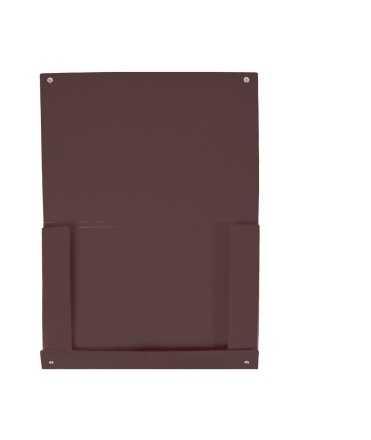 Carpeta de projectes, DIN A3. Llom 1 cm. Mida: 48x36x1 cm. Color negre