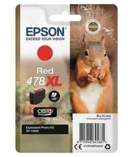 Cartucho Epson 478xl rojo T04F540