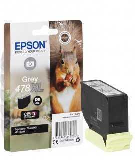 Cartucho Epson 478xl gris T04F640