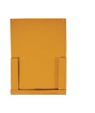 Carpeta de projectes, DIN A3. Llom 3 cm. Mida: 48x36x3 cm. Color groc