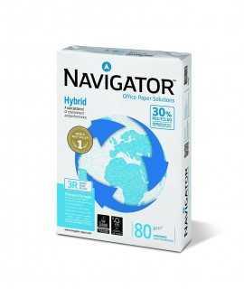 Papel Navigator DIN A4, 80 g. 500 hojas