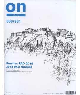 ON DISEÑO PREMIOS FAD 2018, 380/381
