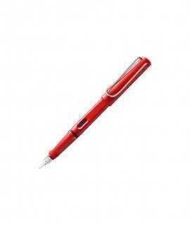 Ploma Lamy Safari Red