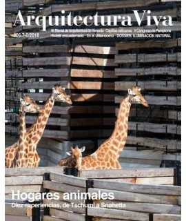 ARQUITECTURA VIVA, 206: HOGARES ANIMALES