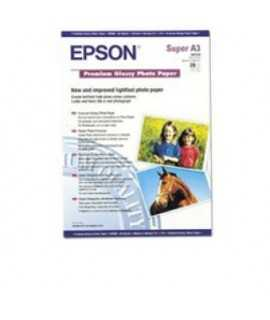 Paper Premium Glossy Photo, DIN A3+, 255 g. 20 fulls