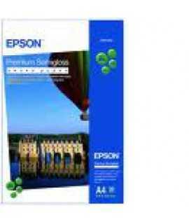 Papel Fotográfico Epson Premium Semi-Gloss A4 20 hojas