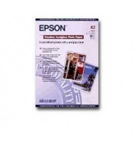 Papel fotográfico Epson Premium Semiglass Photo Paper A3 20 hojas