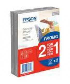 Papel Epson Glossy Photo Paper, 10x15cms.