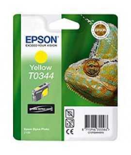 Cartutx Epson T0344 groc